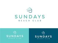 Sundays Beach Club Logo