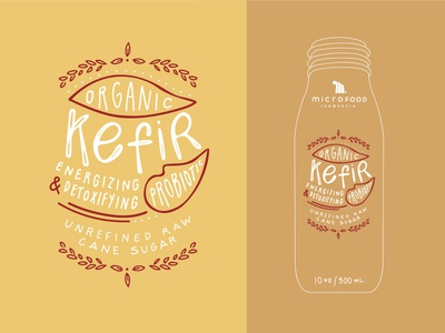 Kefir Packaging