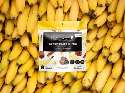 Banana Cinnamon Bites