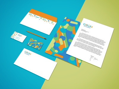 Grun Stationery