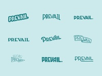 Prevail Logo Options