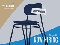 Pursuit Junior Designer