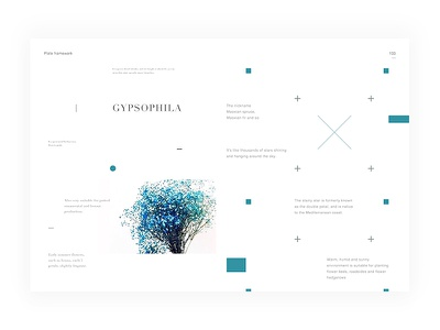 Day.226 New World P.133 white placeholder minimalist layout graphic format element creativity constitution character