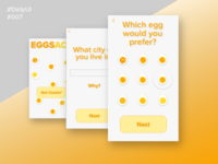 eggsACT: a hard-boiled egg app