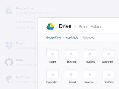TeamWave: Google Drive Integration