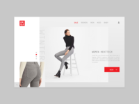 UNIQLO redesign