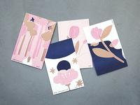 Risograph Cards