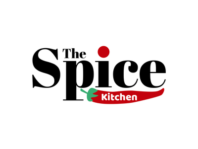 The Spice kitchen - Logo visual art visualization logotype design graphics branding logotype logo