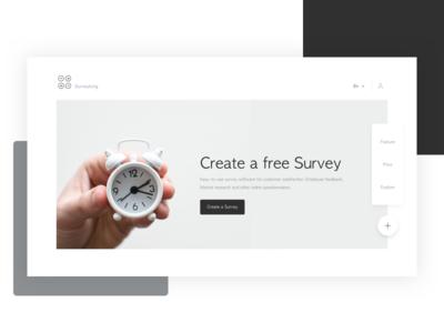 Social Survey Concept
