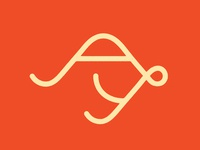 """AY"" Logotype"