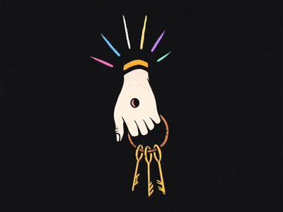 The Keys art illustration
