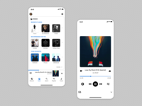 Simple music player 🎧