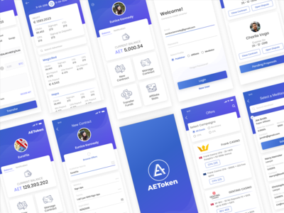 AEToken - Affiliate Economy Token Crypto Currency