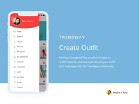 Trendway Creating Outfit Interaction