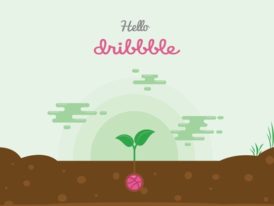 Thank You @William Bengtsson dribble invite debut invite first-shot