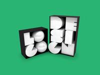 3D Typograhy