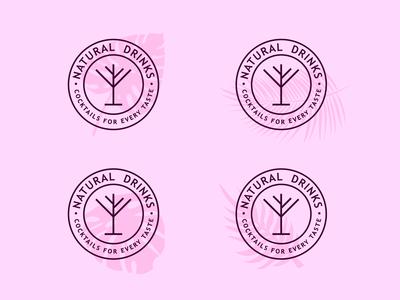 Natural Drinks logotype
