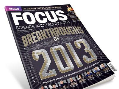 Breakthroughs of 2013