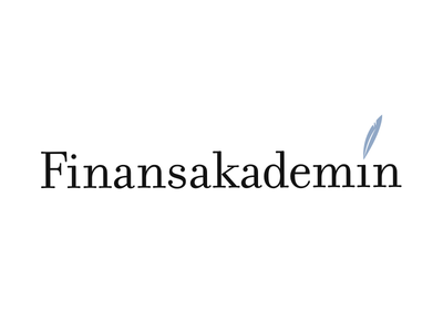 Finansakademin Logo finacial logo
