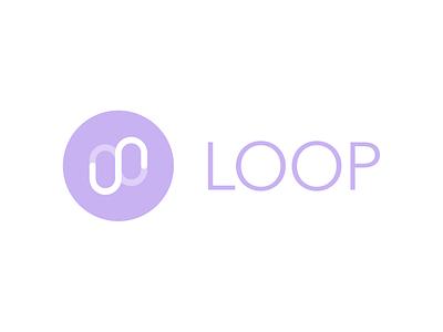 Loop Health Logo brand logo