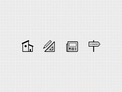 Old Icons from 2012 design web icon