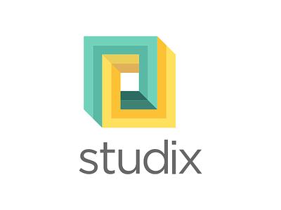 Studix Logo Redesign brand identity redesign logo