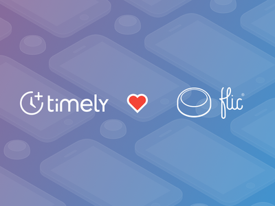 Timely <3 Flic Campaign image campaign timely illustration