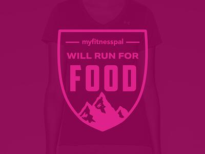 Ragnar Short Sleeve 2tone pink retro branding logo badge clothing apparel mountain mountains tshirt shirt