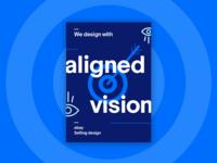 Ebay Poster - Aligned Vision