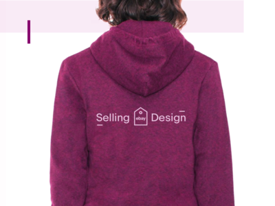 Ebay Selling Design Logo & Sweatshirt