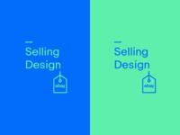 Ebay Selling Design Logo colorful logo simple logo green blue simple brand tag colorful illustration logo branding