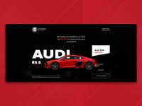 Dream Machine Audi RS8
