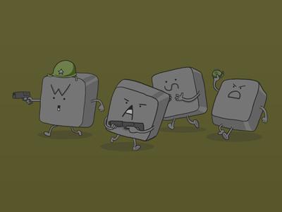 Wasd squad