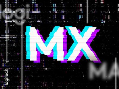 MX Rebound glitch effect glitch clean minimal