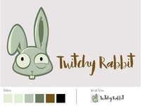 #ThirtyLogos - Twitchy Rabbit