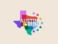 #ThirtyLogos - Austin Run