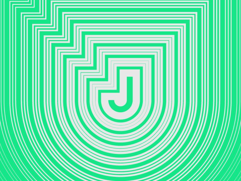 #Typehue 10: J type letter dropcap j typehue
