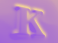 #Typehue 11: K