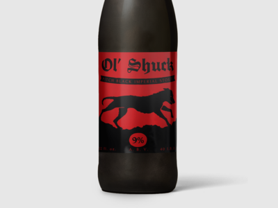 Ol' Shuck Imperial Stout