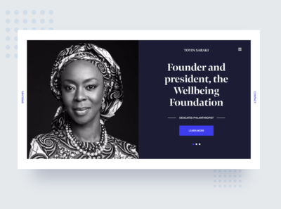 Toyin Saraki Website