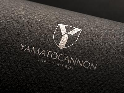 YamatoCannon Personal Brand personal brand logotype logo brand branding type typography wordmark