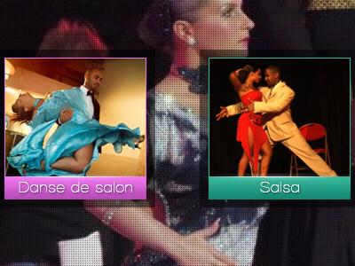 Danse danse de salon salsa zumba
