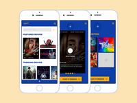 BlockBuster Mobile App