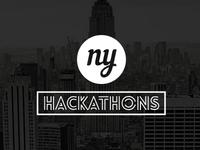 NY Hackathons Brand