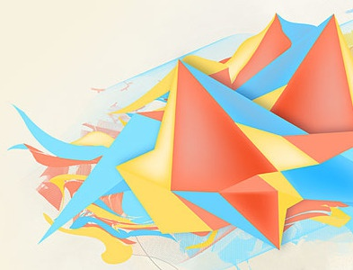 My Kind of Balloons ballons abstract
