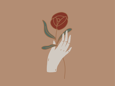 A Rose in the Hand