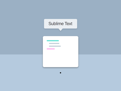 Sublime Text Icon - Light sublimetext sublime textediter icon mac osx launcher clean download freebies loght