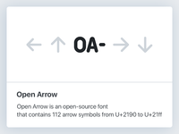 Open Arrow open graph image
