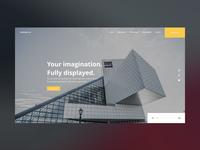 Architecture Hero image - Debut post!
