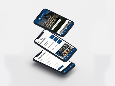 Magellan PR - Mobile homepage (Preview)